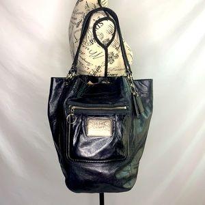 👜Coach Bella leather tote